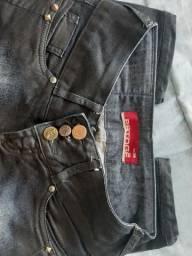 Calça Jeans seminova PATOGE