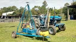 vende-se aparelho, leser AG- 401 com regua eletrica, e com PP.