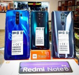 Note 8 pro 128 GB novo lacrado a pronta entrega temos note 9 s note 9 pro