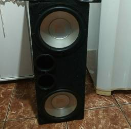 Modulo e alto falantes de 12
