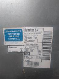 Freezer vertical Esmaltec