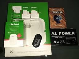 Kit de alarme residencial e comercial da Intelbras