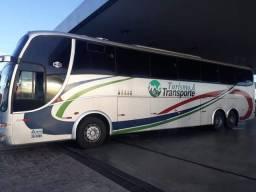 Ônibus rodoviário com ar