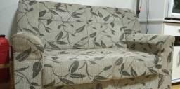 Conjunto de sofá 3 e 2 lugares