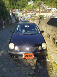 VW POLO SEDAN 1.6 FLEX 8V C/ GNV