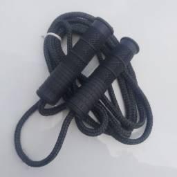 Corda Pular - Seda 8 mm - medida 2,70 - R$ 14,90 - @Planalto_esportes