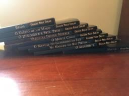 Livros. Coleção Paulo Coelho.