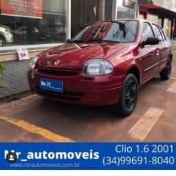 Renault Clio Sedan 1.6 Vinho