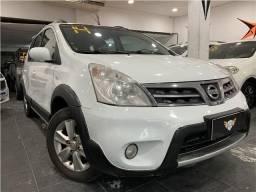 Nissan Livina 1.8 sl x-gear 16v flex 4p automático