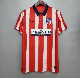 Camisa Atlético de Madri - 2020/2021