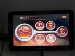 gps,Multilaser com tv ,7polegada Novo nunca usado