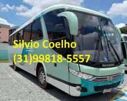 Ônibus motor dianteiro Marcopolo 1050 Completo - Silvio Coelho