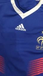 Camisa França relíquia 2010