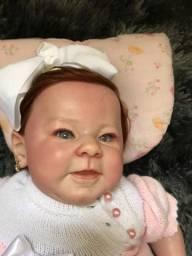 Vendo Bebê Reborn original super conservada