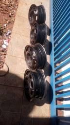 rodas ferro aro 13 volks