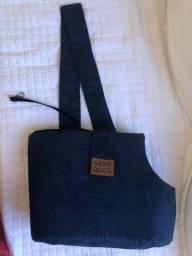 Bolsa para carregar pet de porte pequeno