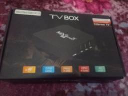 Vendo TV BOX Novo Na Caixa E Com Documentos