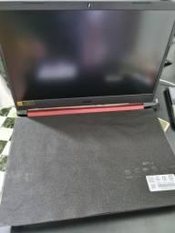 Notebook Gamer Acer Gtx 1650 Core I5-9300h 8gb 1tb 128gb Ssd