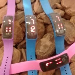 LED relógios digitais estilo fitness