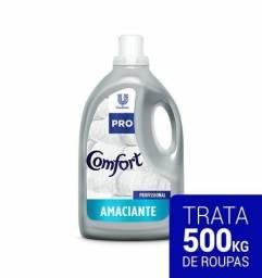 Amaciante Comfort Versão Pro 5 LITROS By Omo Lacrado!