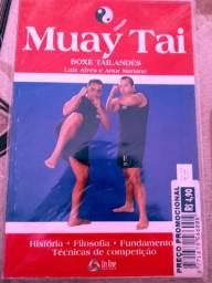 Artes Marciais - Karate + Muay Thai