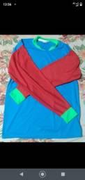 Jogo de camisa com 15 camisas *