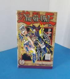Mangá YU-GI-OH - Volume 19 Usado