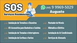 SOS SERVIÇOS RESIDENCIAIS.