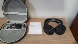 Headset gamer/ trader sem fio SteelSeries Arctis 7 preto