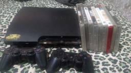 Playstation 3 usado, único dono.