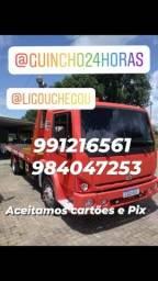 Guincho online 24 HR disponível