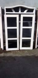 Grades, janelas e portas de vidro