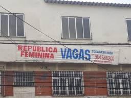 Vagas ... República Feminina em frente a Universidade UERJ . São Gonçalo