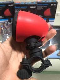 Caixa de som para Bike Bluetooth