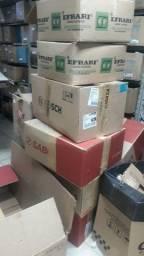 Embalagem mudanças caixas fretes Rio preto