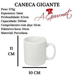 Caneca Gigante 500ml Ref BV282