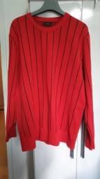 Casaco moleton da Zara R$ 150 G