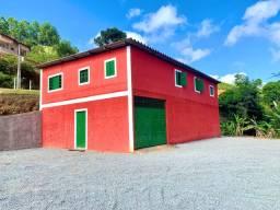Santa Teresa, Terreno em Área Urbana Com Galpão estilo Italiano