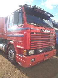 Scania 113 trucado 6 marchas