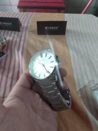 A promoção que tu tava procurando! Relógios de luxo originais masculinos entregas todo BR