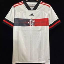 Camisa Flamengo Branca Original
