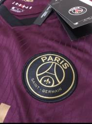 Camisa PSG vinho