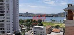Título do anúncio: Apartamento com 2 dormitórios à venda, 72 m² - Ponta da Praia - Santos/SP