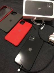 iPhone 11 64gb completo com garantia aparelho sem detalhes!!!