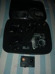 Vendo câmera com todos os acessórios
