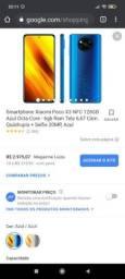 Smartphone Poco X3 NFC 6gb 128gb