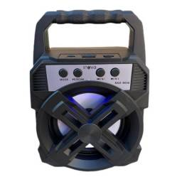 Mini Caixa de som amplificada inova RAD-9036