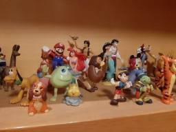 Miniaturas da Disney.  Vindas diretamente dos EUA