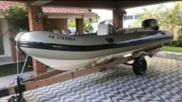 Flexboat Sr550 115hp Flexboat