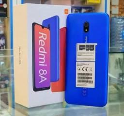 SUPER PROMOÇÃO COM BRINDES - REDMI 8A 64 GB + PELICULA+FONE